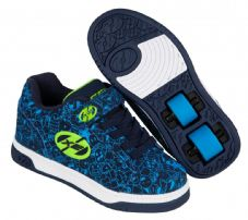 Heelys X2 Dual Up Navy/Blue/Print